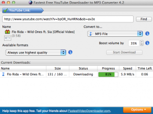 YouTube Downloader Reviews 2012 for Mac and Windows