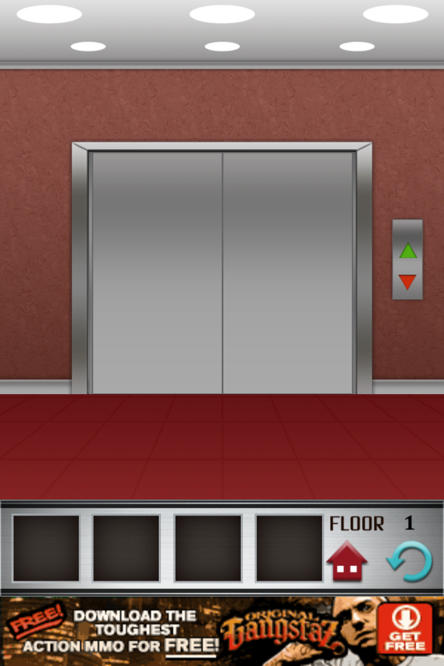 100 Doors Floors Level 97