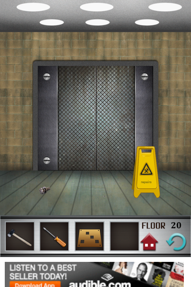100 Floors Cheats Floor 60 100 Floors Annex Level 59 60