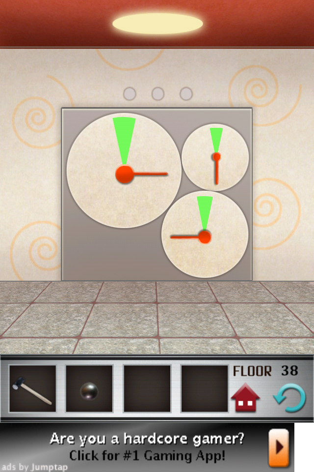 Iphone ipod touch app 100 floors all floors how to for 100 floor level 17 answers