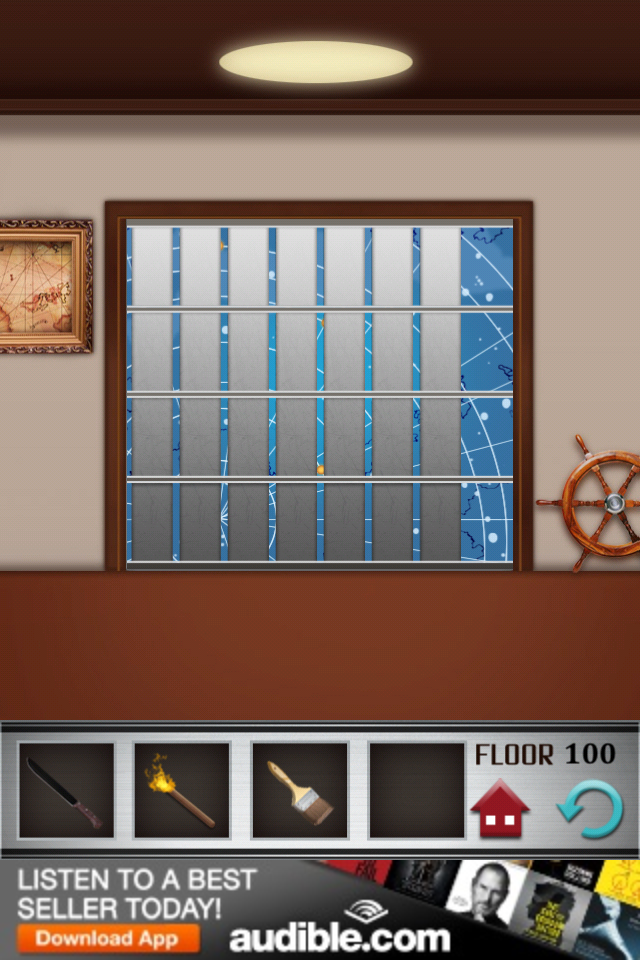 100 Floors Cheats Level 55