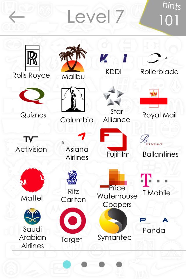 iphone logo quiz level 14