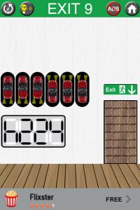 100 Exits Level 9