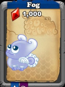 dragonvale fog dragon