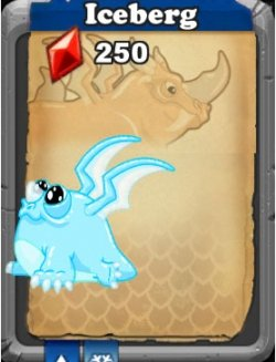 dragonvale iceberg dragon