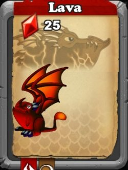 dragonvale lava dragon