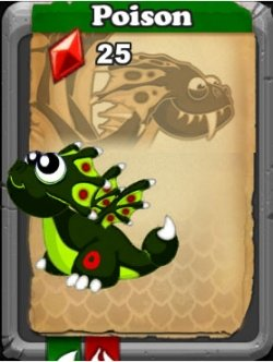 dragonvale poison dragon
