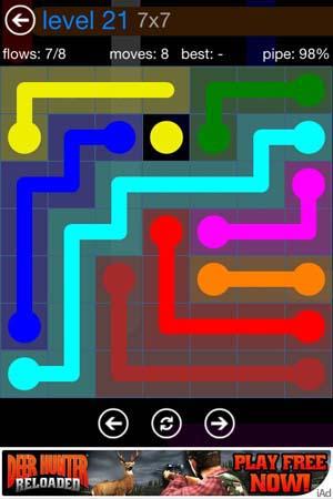 Flow Game Bonus Pack Walkthrough - Flow Free Answers