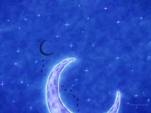 """""""Who Stole The Moon?"""" – Interactive Children's Ebook by Windy Press"""