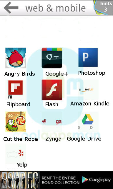 Ultimate Logo Quiz Answers Level 1-11 for Android - Cool ...