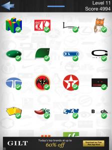 Logo Quiz Ultimate Answers Level 11