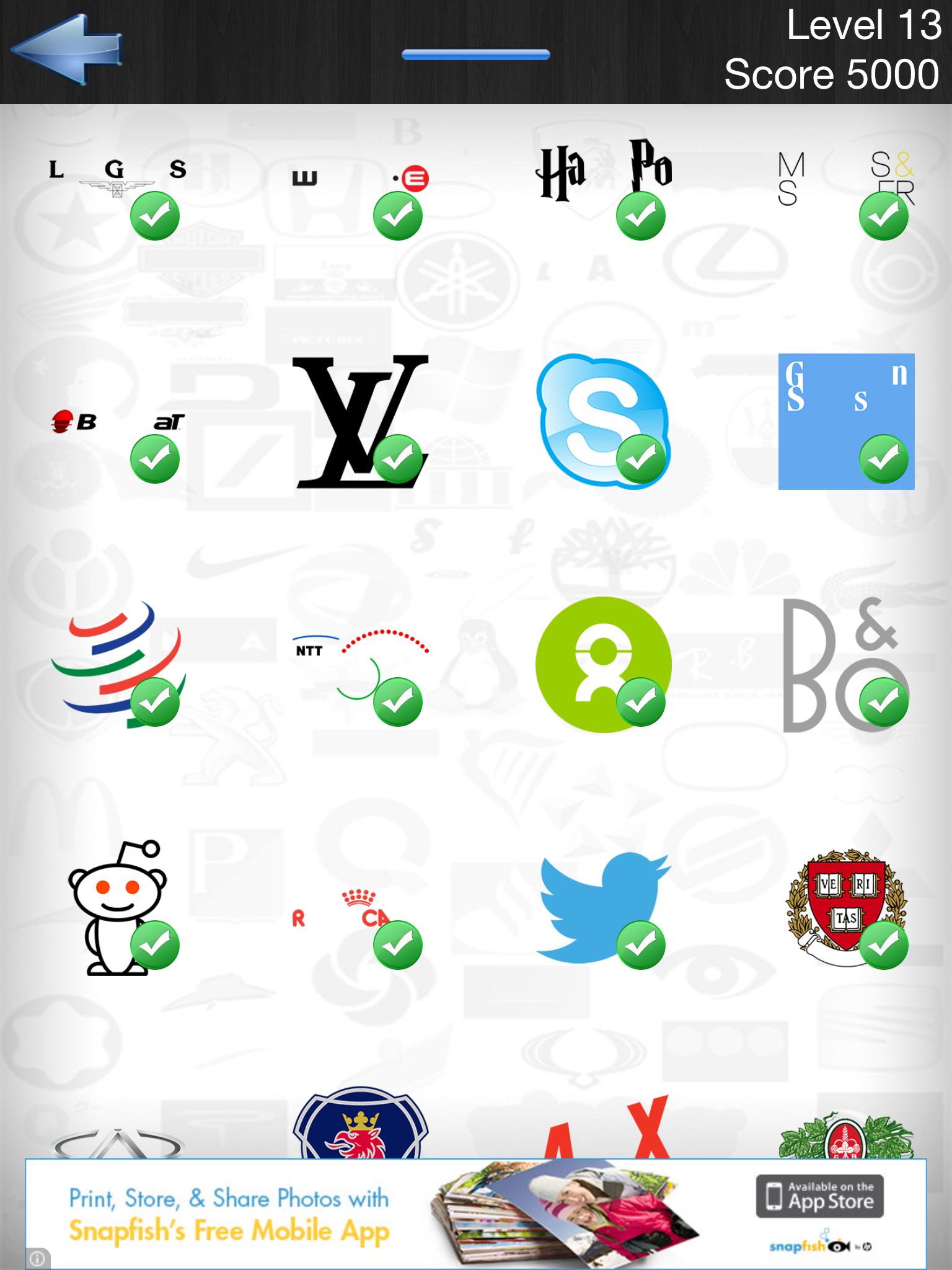 Quiz Logos