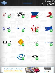 Logo Quiz Ultimate Answers Level 13