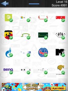 Logo Quiz Ultimate Answers Level 16