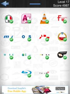 Logo Quiz Ultimate Answers Level 17