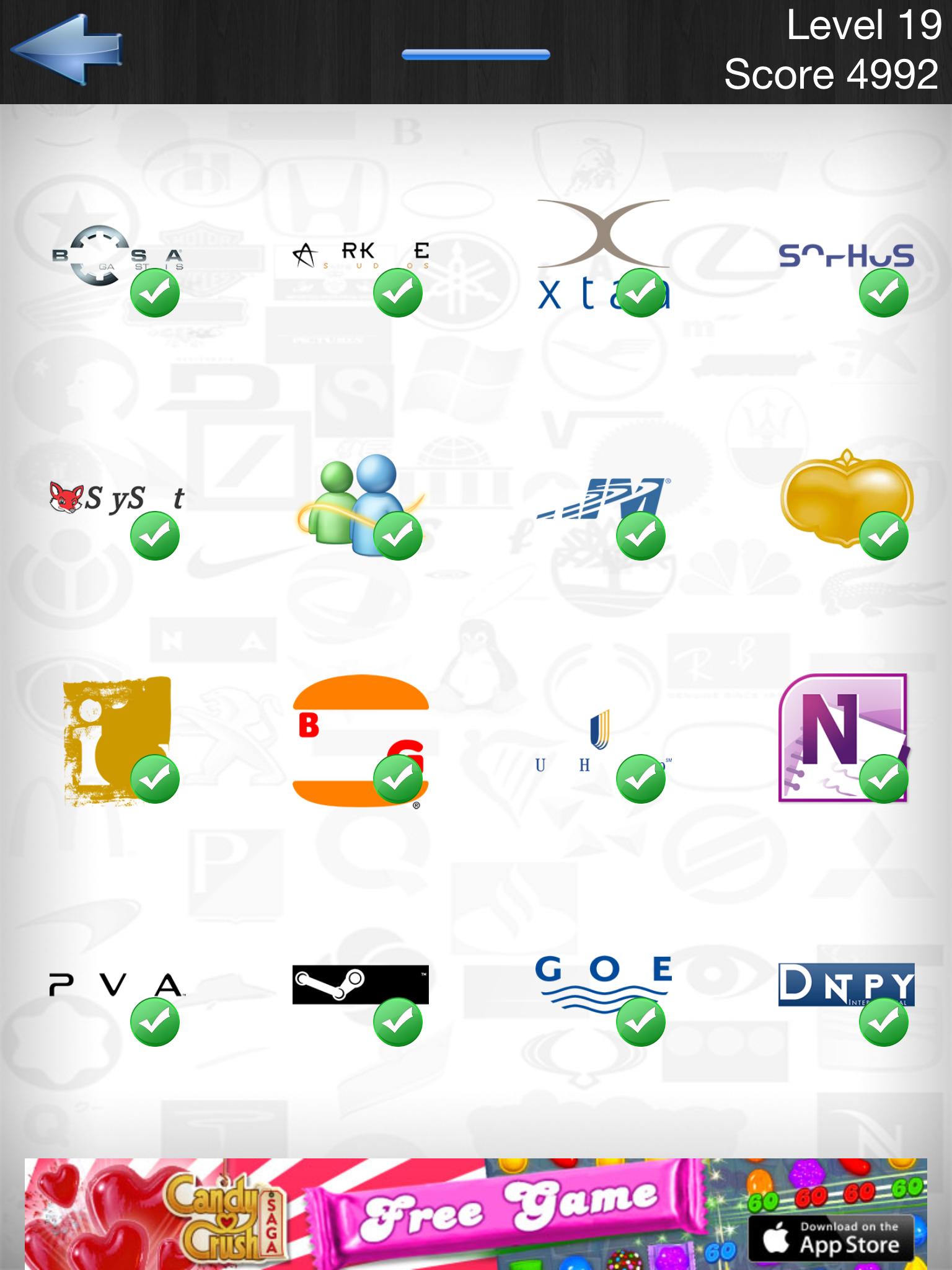 ... Photos - Level 19 Logo Logo Quiz Respostas Logo Quiz Answers Level 19