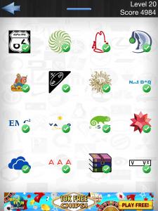 Logo Quiz Ultimate Answers Level 20