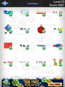 Logo Quiz Ultimate Answers Level 23