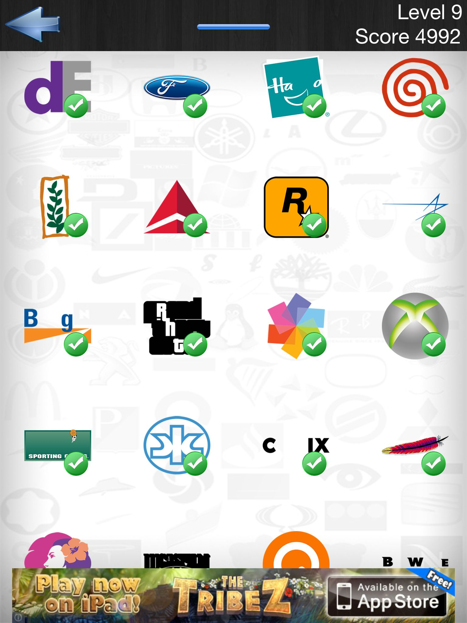 Logo Quiz Ultimate Answers, Cheats & Walkthrough