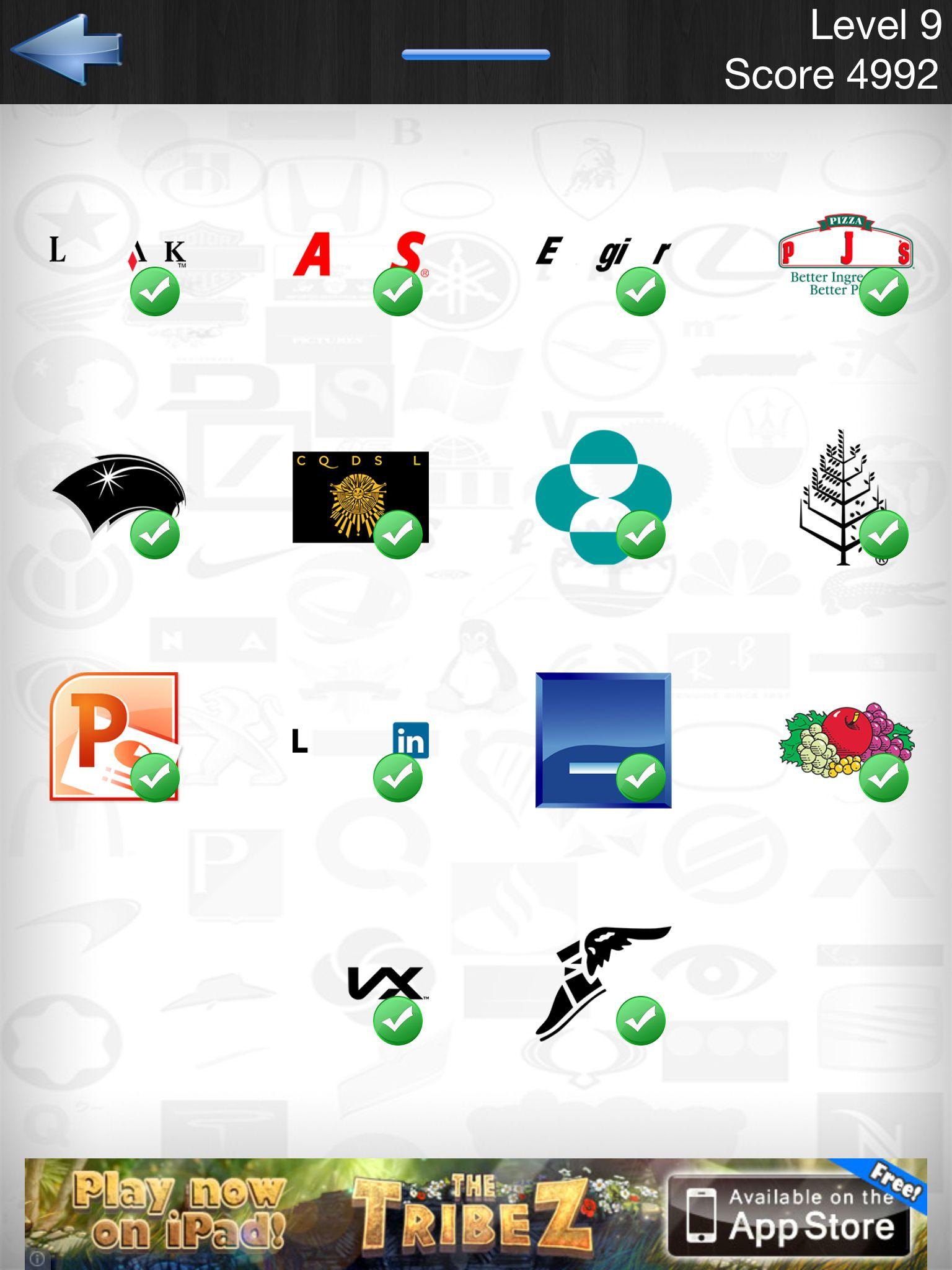 Logo Quiz Ultimate Answers, Cheats & Walkthrough