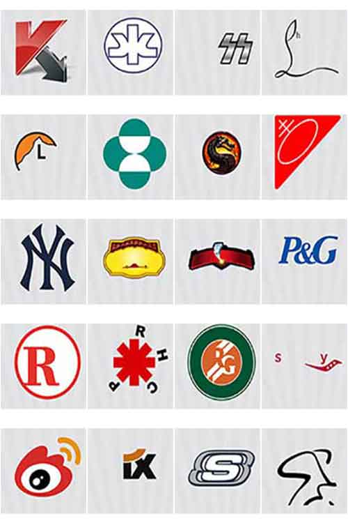 Procter and gamble logos quiz who is the shorthair brnette in spicy roulette