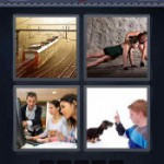 4 Pics 1 Word Answers Train