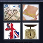 4 Pics 1 Word Answers Pound