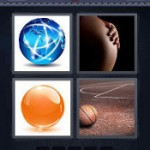 4 Pics 1 Word Answers Round