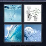4 Pics 1 Word Answers Water