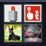4 Pics 1 Word Answers Alarm