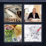 4 Pics 1 Word Answers Bill