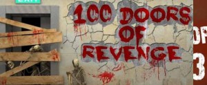 100 Doors of Revenge Answers and Cheats