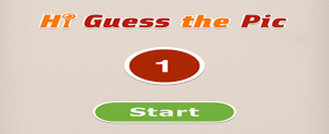 Hi Guess the Pic Answers and Cheats