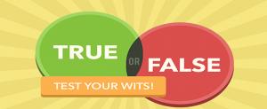 True or False Answers & Cheats