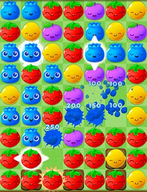 fruit mania game cheats