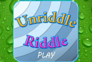 Unriddle Riddle Answers and Cheats