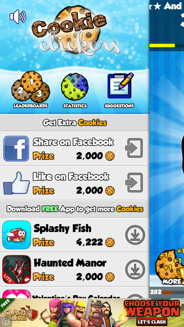 Cookie Clickers Cheats, Tips and Hacks - Cool Apps Man