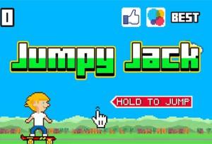 Jumpy Jack Cheats and Tips