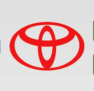 Logo Quiz Answers Level 9: Toyota