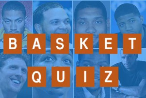 Basket Quiz Answers and Walkthrough