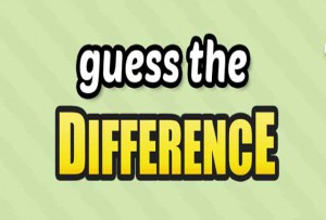 Guess the Difference-Spot What's the Difference Hints and Cheats