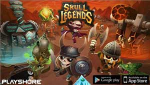 Skull Legends Press Release