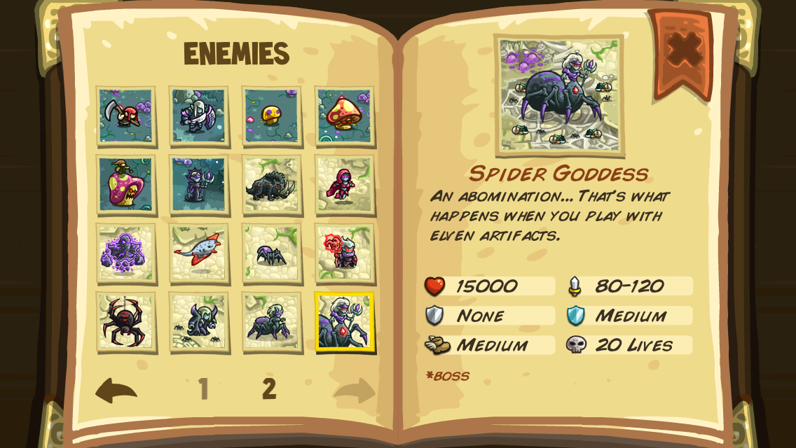Details further Wintercreeper likewise Watch likewise Real Time Location Systems Technologies also Kingdom Rush Origins Review Tips. on choke types