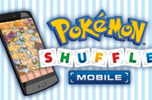 Pokemon Shuffle for iOS and Android