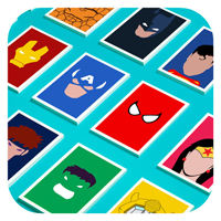 Superheroes Mania Answers & Cheats